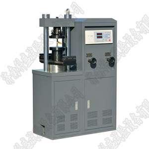 青海数显式YES-300YD烟道专用压力试验机 排气道压力试验机 检测中心专用